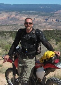 Fitness is important for Off Road Adventure Riding