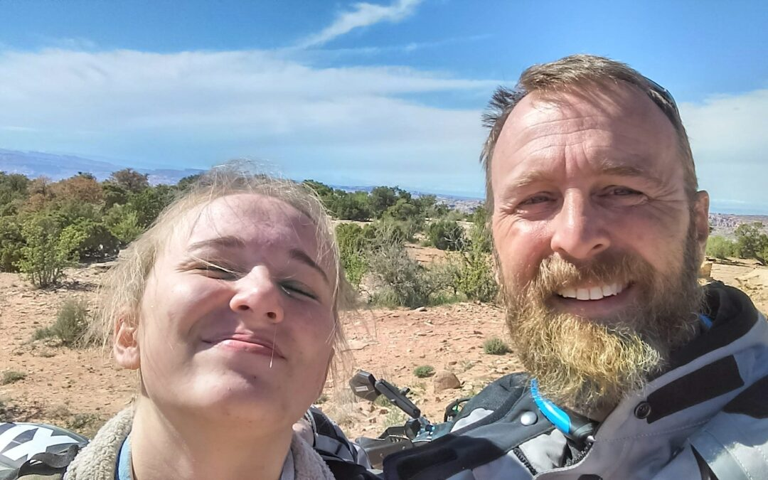 A Father and Daughter Adventure Ride – Making memories and cultivating a life style.